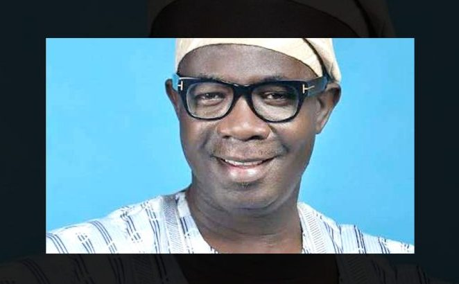 Hon Alfred Agboola Ajayi, Ondo State Deputy Governor