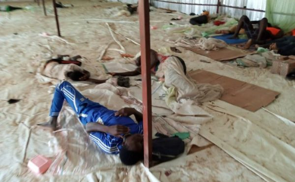 Police Rescue 600 Workers Locked For 3 Months In Kano Rice Factory (Photos)