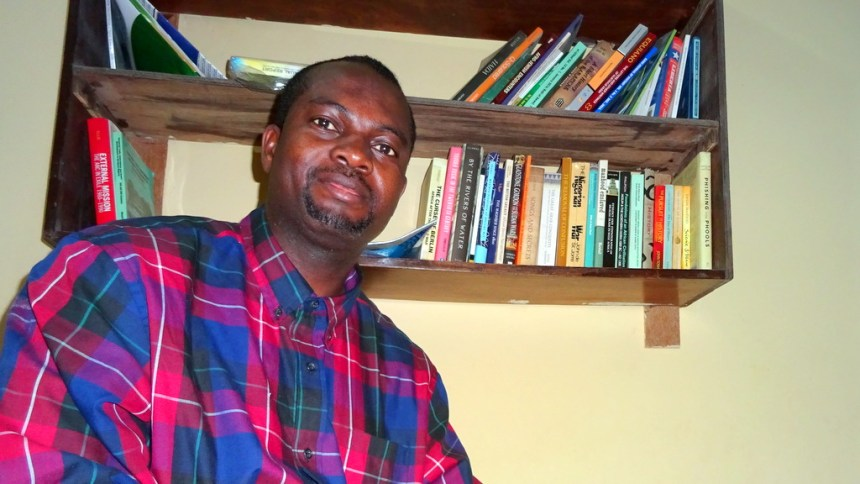 Saka Aliyu,popularly known as Sakky Jojo, is a Nigerian playwright best known for writing the historical play, 'Afonja' (2018)