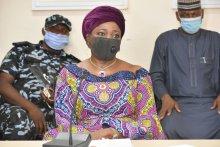 Head of the Nigeria in Diaspora Commission, Abike Dabiri-Erewa