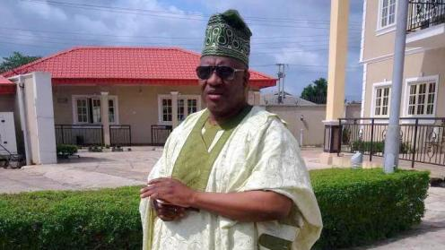 Late lawmaker representing Kosofe Constituency 1 at the Lagos State House of Assembly, Tunde Braimoh. [PHOTO CREDIT: Official Twitter handle of Braimoh]