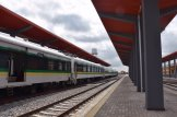 Itakpe-Warri Railway Complex in Agbor, Delta State[PHOTO CREDIT: @ChibuikeAmaechi]