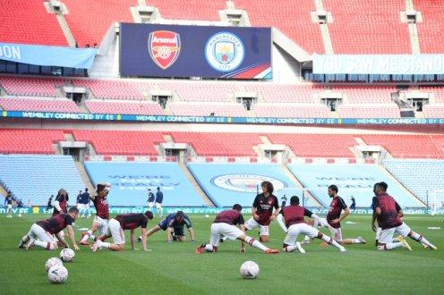 Arsenal team: Preparation is key [PHOTO CREDIT: @Arsenal]