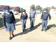South Africa Police [PHOTO: @SAPoliceService]