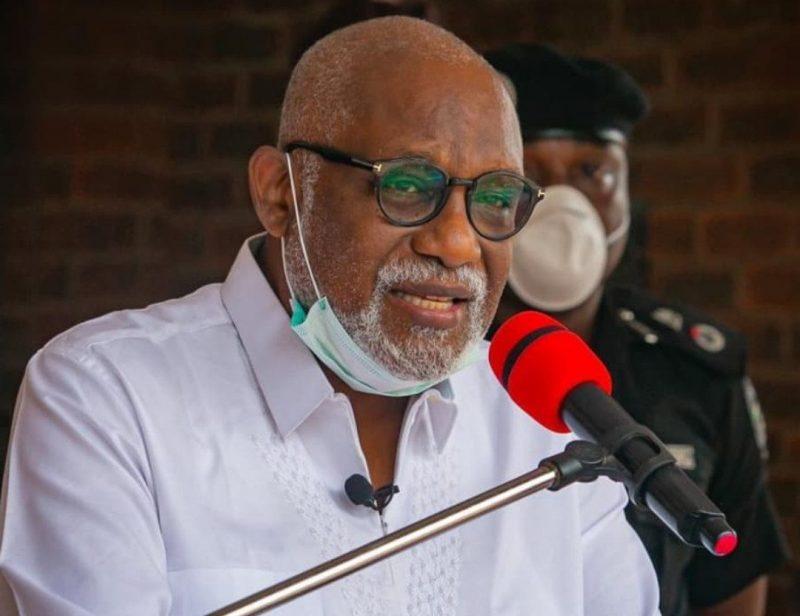 Akeredolu lifts curfew as peace returns to Akure