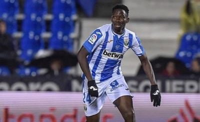 Kenneth Omeruo [PHOTO CREDIT: Official Twitter]