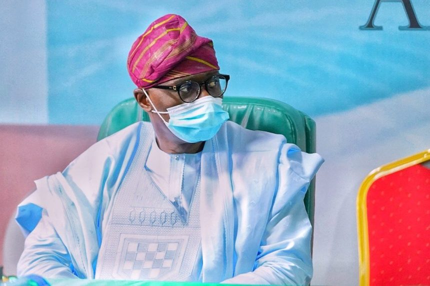 Babajide Sanwo Olu [Photo Credit:Twitter]