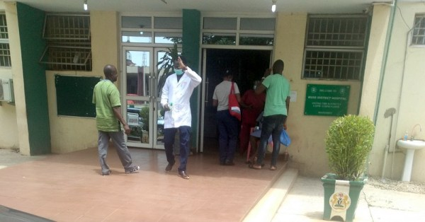 How fear Leads Hospitals to Reject Dying Patients in Abuja (PHOTO CREDIT: Ebuka Onyeji)