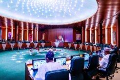 Buhari presides over Federal Executive Council meeting