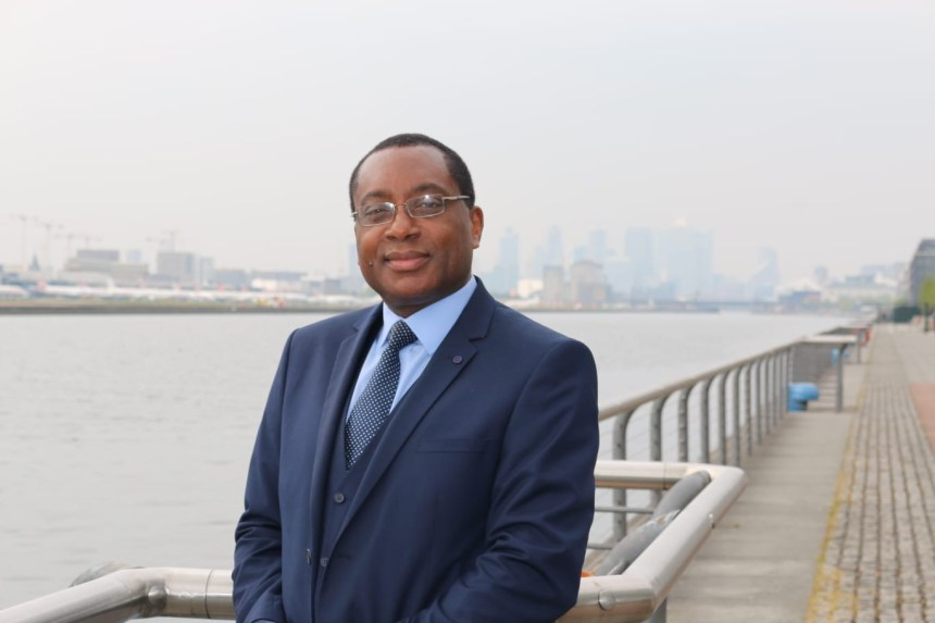 Nigerian Professor, Charles Egbu. [PHOTO CREDIT: Official website of Leeds Trinity University]
