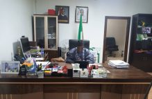 Minister of Agriculture and Rural Development, Sabo Nanono (PHOTO CREDIT: @NanonoSabo)