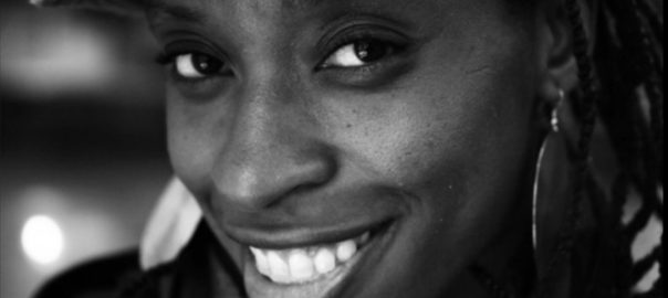Nigerian author, Irenosen Okojie