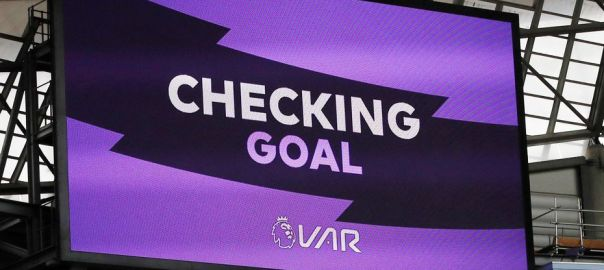 Video Assistant Referee (VAR), [PHOTO CREDIT: Official website of the Premier League]