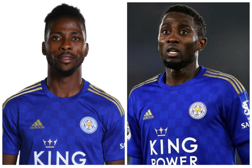 Kelechi Iheanacho and Wilfred Ndidi