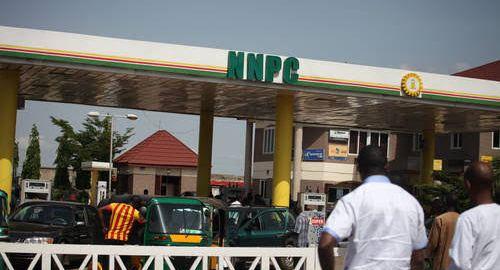 An NNPC Station