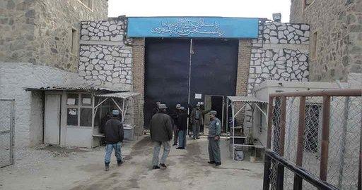 Afghan Prison [PHOTO CREDIT: BBC]