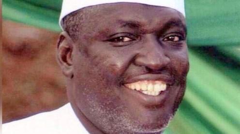 An aide and close friend of Mamman Daura, Aminu Balele Kurfi.