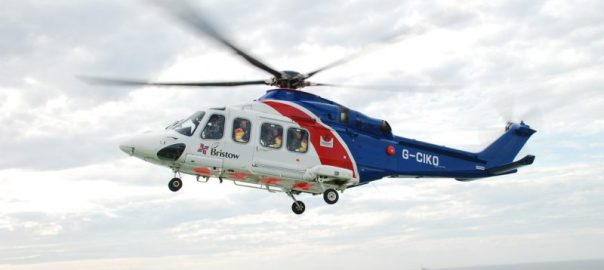 Bristow Helicopters [Photo Credit: Daily Post Nigeria]
