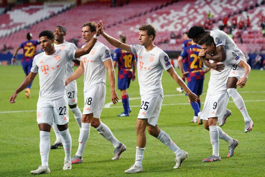 Barcelona vs Bayern Munich (LIVE UPDATES): German, Spanish rivalry ...