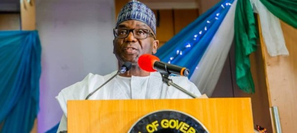 Governor AbdulRahman Abdulrasaq of Kwara State. [PHOTO CREDIT: Official web page of Kwara state government]