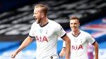 Tottenham striker, Harry Kane. [PHOTO CREDIT: Official Twitter handle of Kane]