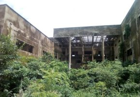 Uncompleted Model School Kemta, Abeokuta South