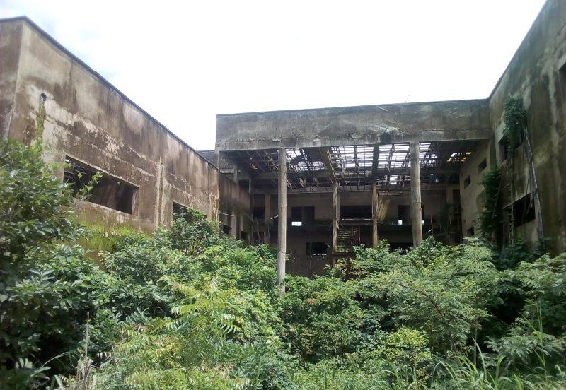 Uncompleted Model School Kemta, Abeokuta South