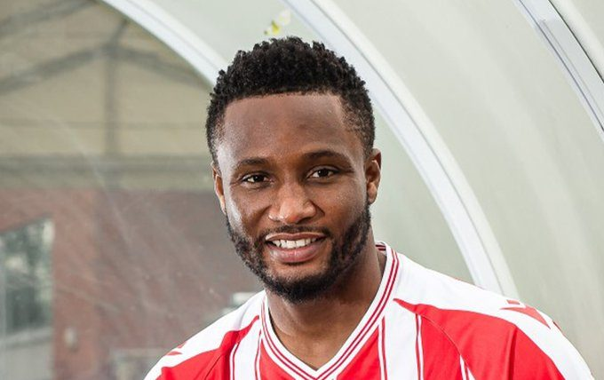 Mikel joins Stoke City