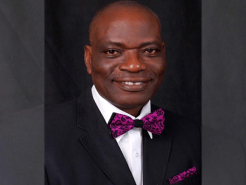 UNILAG VC Ogundipe