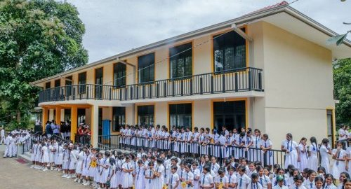 Sri Lanka school [Photo Credit: ColomboPage]