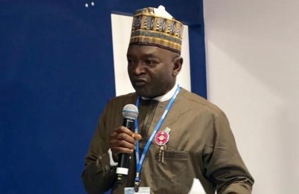 Minister of Environment, Muhammad Abubakar