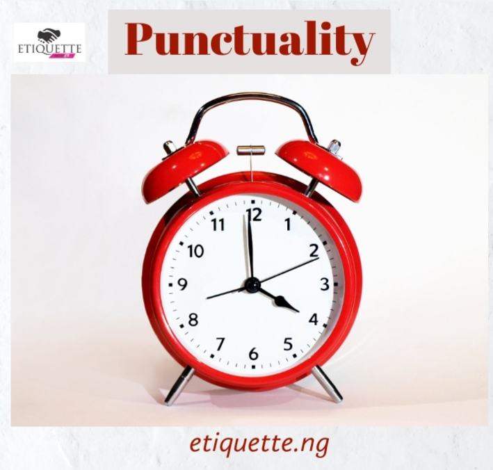 EtiquettewithEti: How to improve time management and be punctual