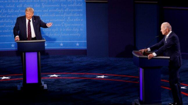 A Shame of a Presidential Debate