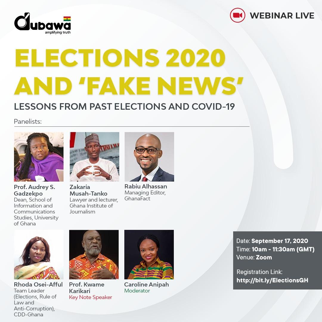 DUBAWA Ghana Webinar