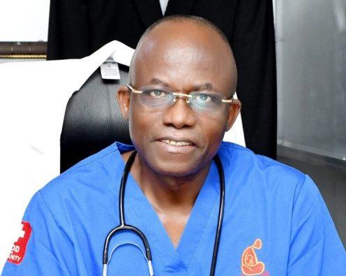 Dr. Ambrose Olusola Akinniyi Union