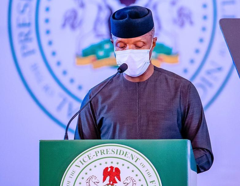 Osinbajo opposes cryptocurrency ban