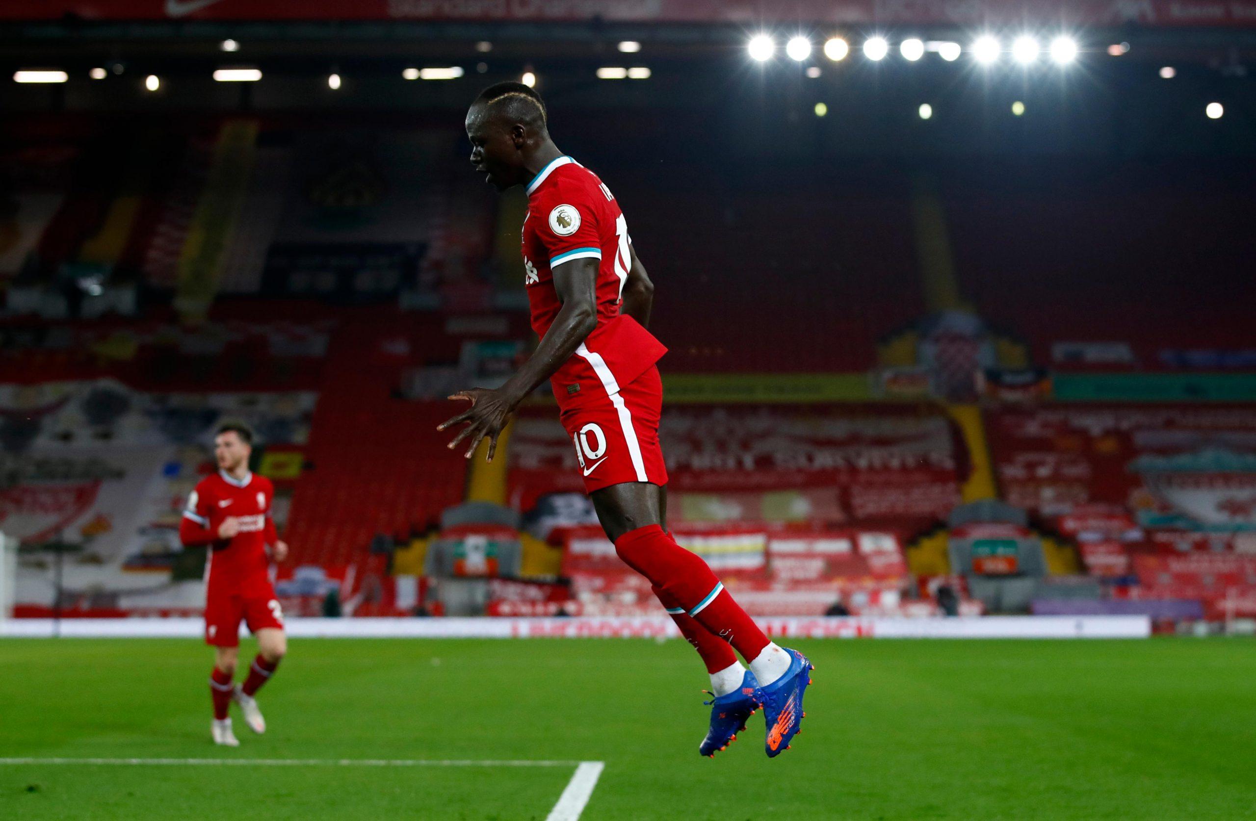 The Liverpool - Arsenal Match