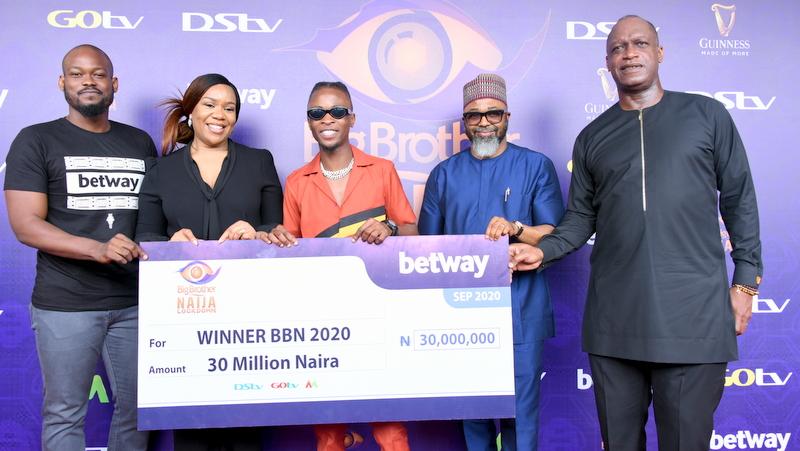 BBNaija Season 5 production cost N3.5bn – MultiChoice thumbnail
