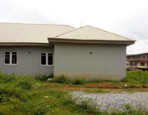The primary healthcare centre, Ibadan North