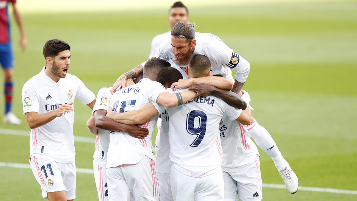 Real Madrid [PHOTO CREDIT: @realmadriden]