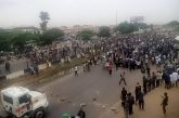 protests continue in Lagos