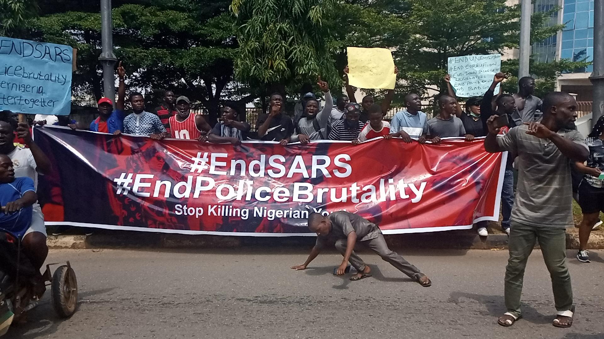 EndSARS protest: Court stops criminal case against Davido, Falz, 48 other activists, celebrities