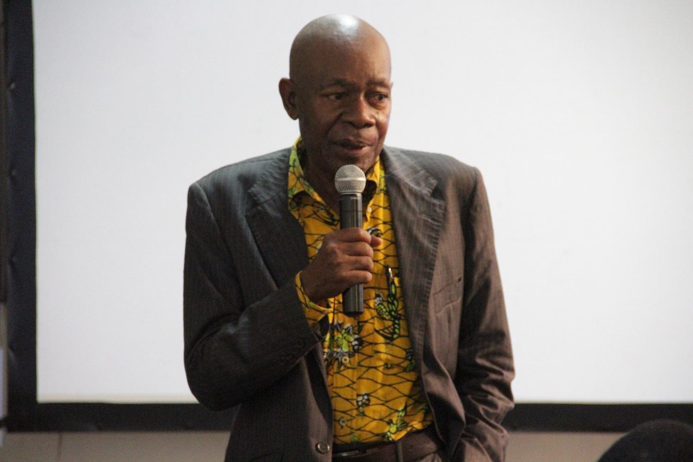 Tam Fiofori, 78, a renowned Nigerian documentary photographer and filmmaker