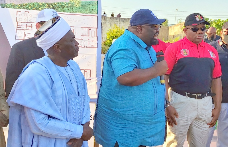 Lubrik Construction donates N500 million clubhouse to Guards Polo Club