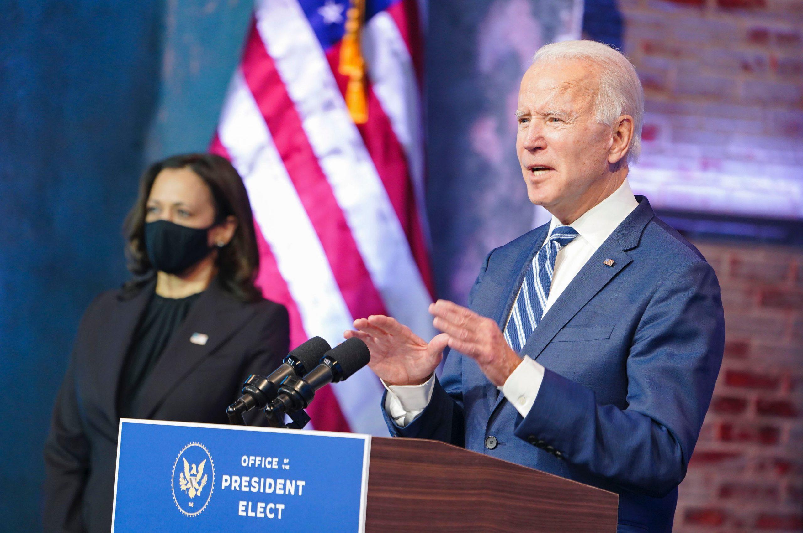 Joe Biden [PHOTO CREDIT: @JoeBiden]