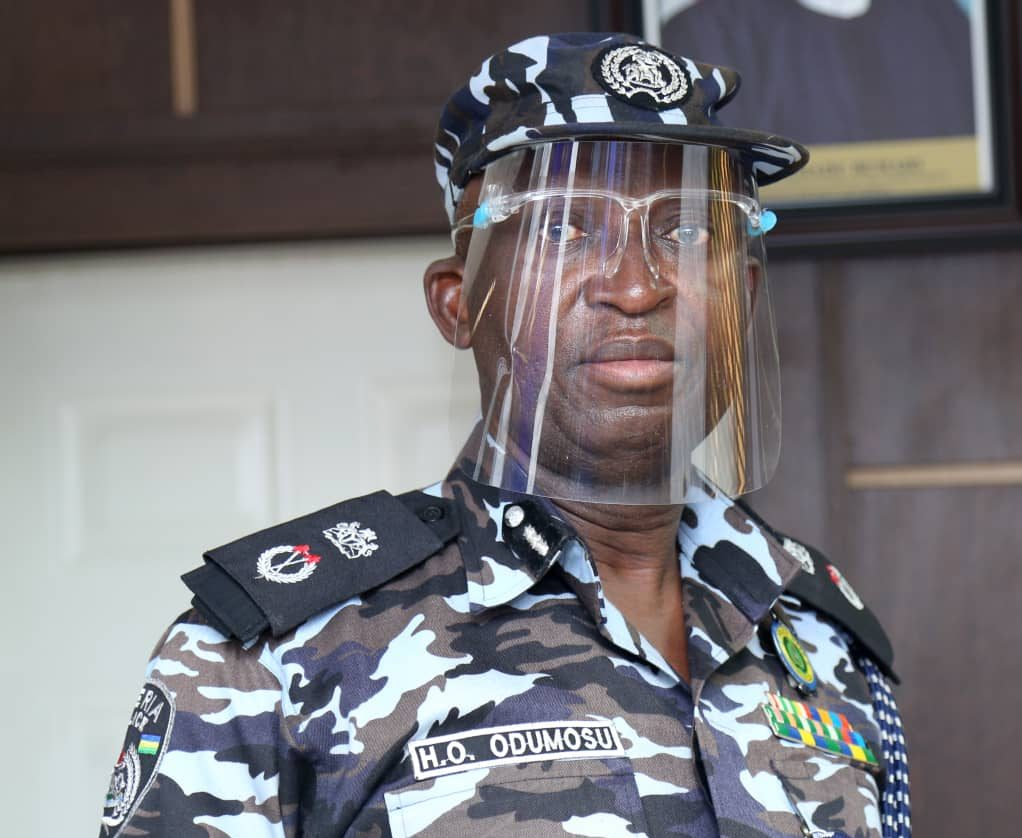 Lagos State Commissioner of Police, Hakeem Olusegun Odumosu