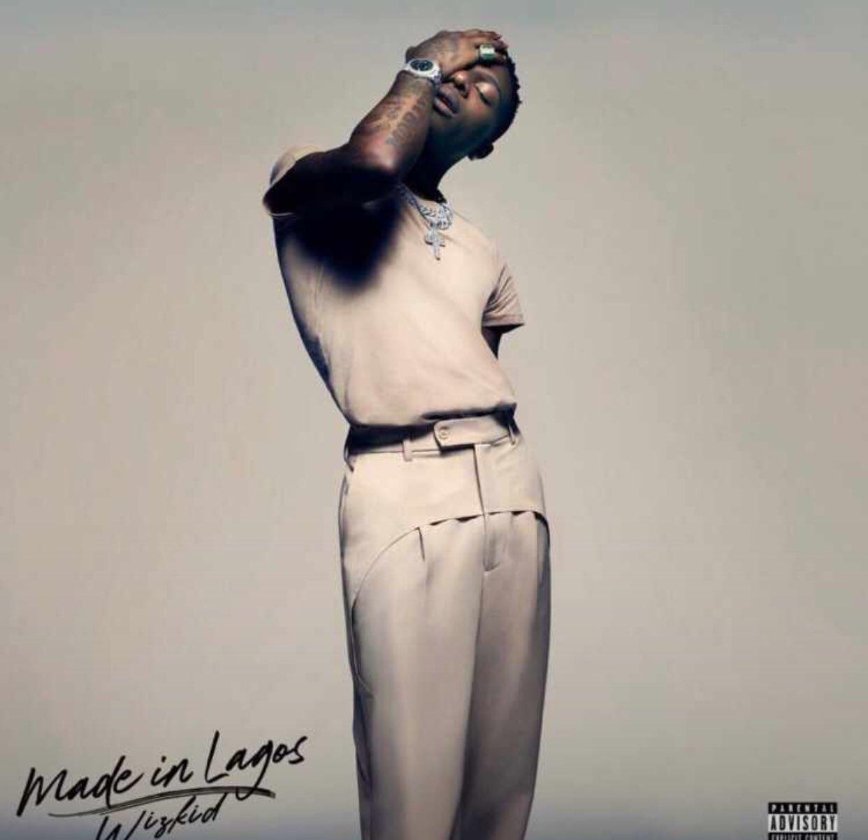 Made in Lagos album artwork