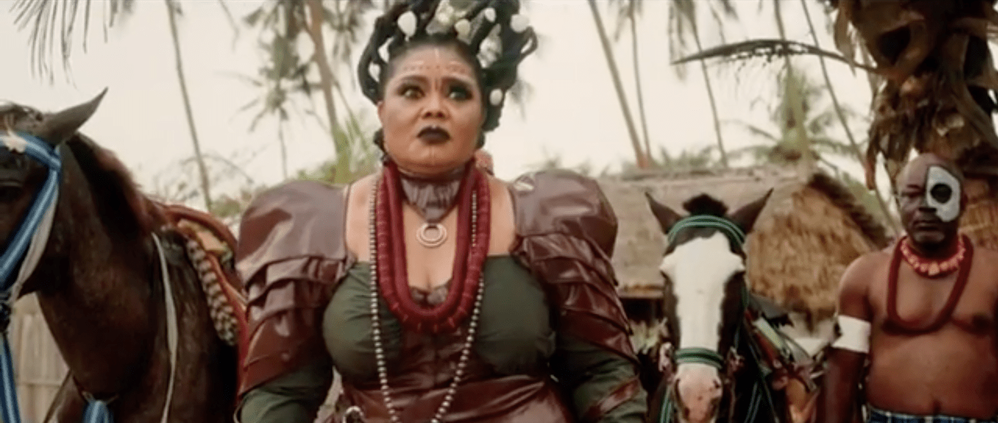 """Nneka the Pretty Serpent"""" is a remake of the 1992 Nollywood classic """"Nneka the Pretty Serpent"""""""