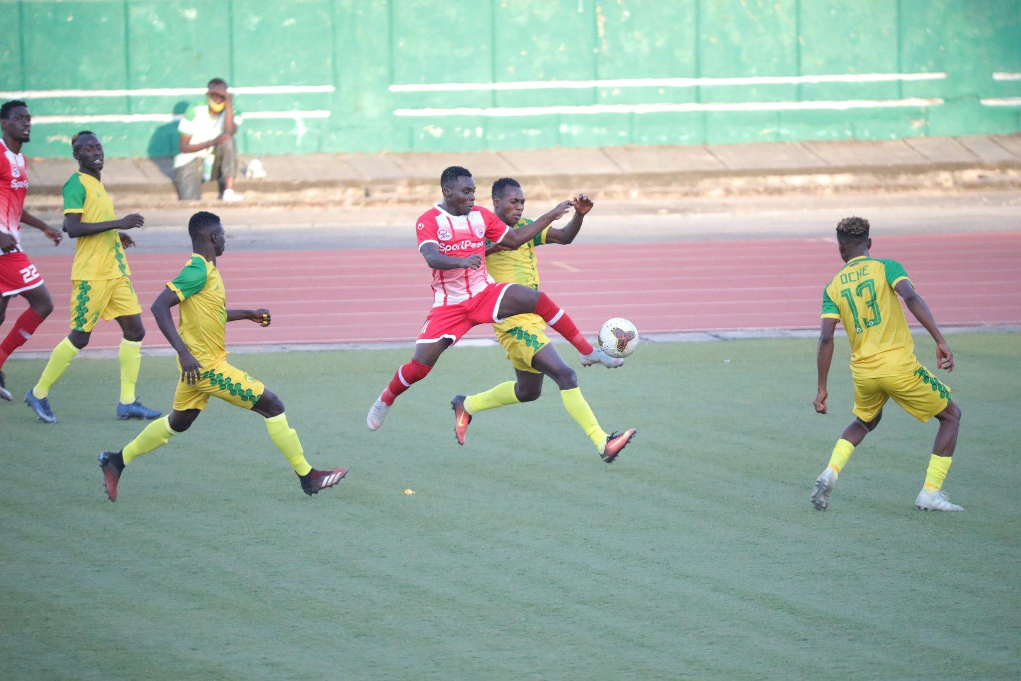 Simba SC vs Plateau United Credit SimbaSCTanzania Twitter