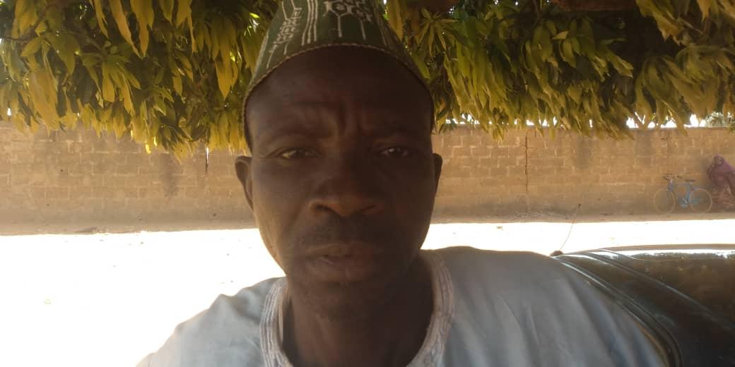 Ishaya Mazadu